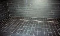 Bodengleiche Dusch