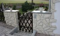 Beispielbild Naturstein polygonal possiert