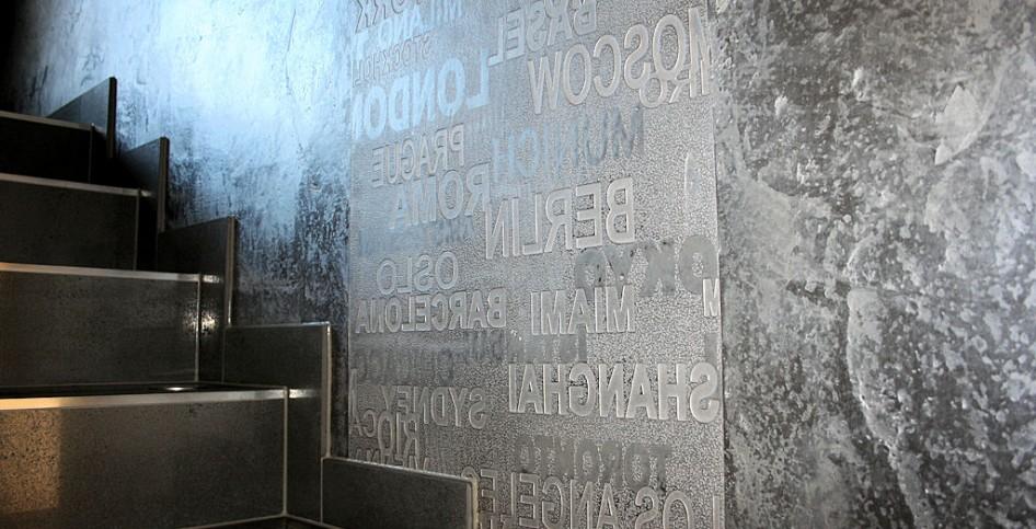 Stucco Pompeji tobias hoheisel