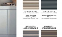 Mix Listelli Architecture A bis E