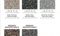 Mosaico Architecture A bis E