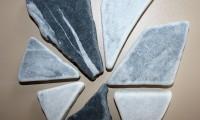 Carrara, Bardiglio u. Nero Preis: 60 €/m²