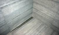 Rinnensystem mit Cemento 60 x 120 cm